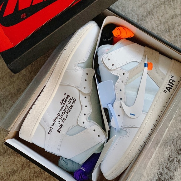 1130fb2f74cad0 Air Jordan 1 OFF WHITE NRG Virgil Abloh